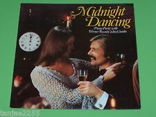 Werner twardy & His Combo pianoforte Party-Midnight Dancing-SR LP
