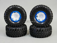 AIR System TRUCK 2.2 Inflatable TIRES BEADLOCK Rock Crawler TIRES + RIMS (4)