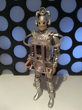 "DOCTOR WHO THE TENTH 10TH PLANET CYBERMAN KLANG LEADER 5"" CLASSIC FIGURE NEW"