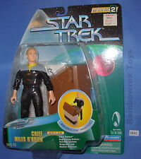 "STAR TREK 6"" CHIEF MILES O'BRIEN 1998 Mint On Card"