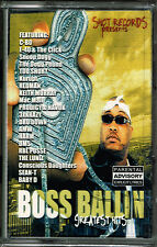 Boss Ballin', Vol. 3: Greatest Hits-VARIOUS [PA] (Cassette)  NEW FACTORY SEALED