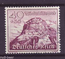 Deutsches Reich Nr.   738  gest. Winterhilfswerk  Hohentwiel bei Singen     -50