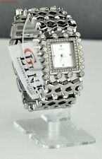 New Stylish 100% Original Ladies Watch GUESS Silver G-Link New U0574L1