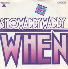 Showaddywaddy - When/Superstar (Vinyl-Single 1977) !!!