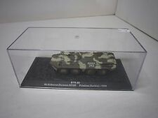 AD186 ALTAYA MILITAIRE CHAR BTR-80 98 AIRBORNE DIVISION KFOR  1/72 PANZER