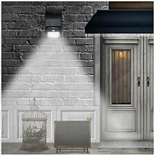 US Solar Panel Powered Motion Sensor Lamp Outdoor Light Security 20 LED Yard