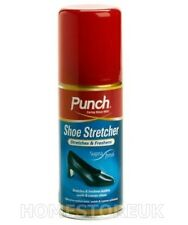 PUNCH SHOE STRETCHER & FRESHENER LEATHER SUEDE CANVAS BOOT SOFTNER SPRAY 1510
