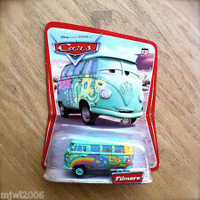 Disney PIXAR Cars FILLMORE aka FILMORE Error Card ORIGINAL DESERT ART SERIES