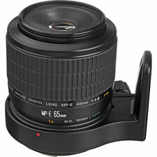 NEW Canon MP-E65mm f/2.8 1-5 x Macro Lens UK DISPATCH