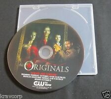 THE ORIGINALS [CW] 2013 PROMO DVD