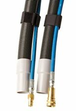 High Pressure High Heat Hose Assembly Carpet Cleaning Extractors Vacuum Solution