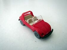 Volkswagen Beach Buggy red Wiking 1:87 HO Scale