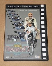 NUOVO CINEMA PARADISO (di GIUSEPPE TORNATORE) - DVD FILM COME NUOVO (MINT)