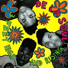 DE LA SOUL ( NEW SEALED 2 CD SET ) 3 FEET HIGH AND & RISING