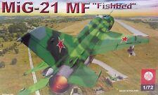 """PLASTYK S035 1/72 MiG-21 MF """"Fishbed"""""""