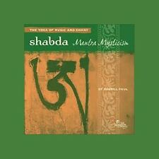 SHABDA: Mantra Mysticism - Russil Paul .... CD .... NEW