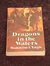 Madeleine L'Engle - Dragons in the Waters complex seafaring thriller