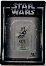 Figurine collection Atlas STAR WARS Soldat Rebelle HOTH Empire contre Attaque