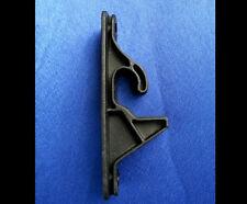 4x Felgenhalter Wandhalter Felgen Halter Felgenhaken für Alufelge schwarz