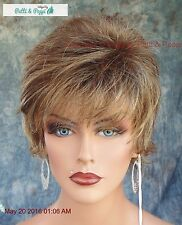 """MASON"" RENE OF PARIS DESIGNER NORIKO WIG *HARVEST GOLD ✮EASY STYLE ❀NWT 530"