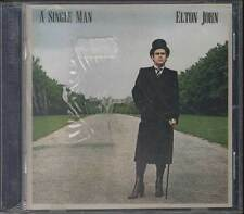 Elton John ‎‎CD A Single Man Nuovo Sigillato 0731455847420