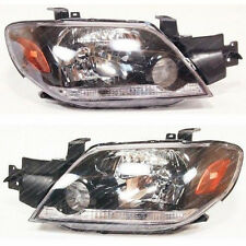 MITSUBISHI Outlander 03-05 Front Head lamps Headlights LEFT+ RIGHT ONE SET