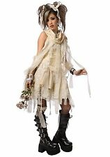 SEXY Ladies Woman GOTHIC MUMMY HALLOWEEN COSTUME Large 12 -14 Brand New + Bonus