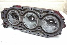 JOHNSON 60hp OUTBOARD ENGINE CYLINDER HEAD - 3 CYLINDER 1970's