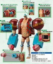 DIECAST NEW BF-37 FRANKY ONE PIECE BANDAI SOUL OF CHOGOKIN ***DAMAGED BOX OPENED