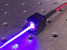 2W 445nm Diode Laser Incl.. high quality Optic, Laser Diode