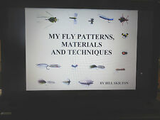 SKILTON FLY TYING BOOK ON CD FORMAT FLY PATTERNS FLY TYING MATERIALS TECHNIQUES