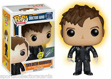 Funko Pop Dr Who 10th Doctor Regeneration THINK GEEK Exclusive glow in the dark