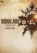 Resident Evil 7: Biohazard Official Guide JAPANESE LANGUAGE