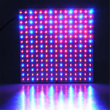 Hydroponic Light Board Plant Grow Lighting 225 LED Red Blue Bulb Lamp Panel 14W