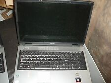 "Lot of 2 Toshiba Satellite P105-S6197 Laptops 17"" LCD Screen As-is parts or fix"