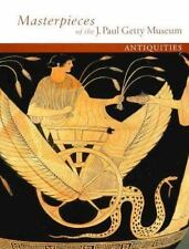 Masterpieces of the J. Paul Getty Museum: Antiquities (Getty Trust Pub-ExLibrary
