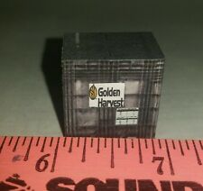 1/64 custom farm toy Pallet of golden harvest probox Seed box see description