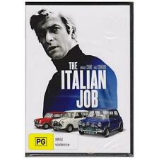 DVD ITALIAN JOB, THE Michael Caine Action Crime +Special Features REGION 4 [BNS]