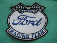 "Member Ford Racing Team Uniform Patch 3 1/2"" X 3 1/8 """