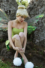 Tinkerbell Disney Adult Costume Cosplay Wig - A True Enchantment Original