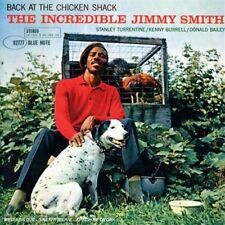 Smith,Jimmy - Back At The Chicken Shack (CD NEUF)
