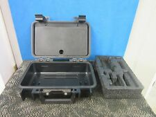 MILITARY AN/PAQ-4C HARD CARRYING STORAGE CASE PISTOL GUN CAMERA WATERPROOF USED
