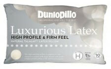 Dunlopillo-2 Pack Latex Luxurious Pillow High Profile & Firm Feel RRP $339.90