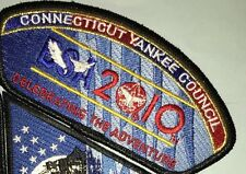 Connecticut Yankee Council 72 - Owaneco 313-2010 FOS 100 Years of Scouting Right