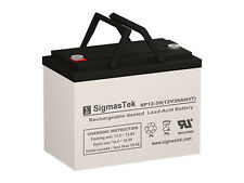 BCI Group Size U1 IT Battery Replacement by SigmasTek