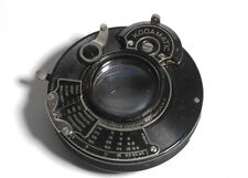 Kodak Shutter Lens (Large Format) Anastigmat f4.5/130mm-Optical Flaws-WORKS