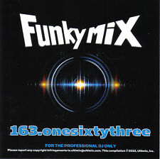 FUNKYMIX 163 CD CHRIS BROWN BRANDY JUICY 1 MIGUEL KELLY ROWLAND 50 CENT