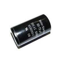 MOTOR / COMPRESSOR RUN START CAPACITOR 60-72 µF UF MICROFARAD 220V 240V 250V