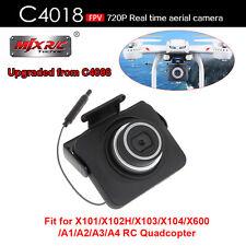 MJX C4018 FPV 720P Tiempo Real WIFI Cámara para X101 X102 A2 A1 A3 X600 RC Dron