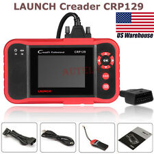LAUNCH Creader CRP129 OBD2 Diagnostic Scanner Scan Tool EPB Oil Service Reset